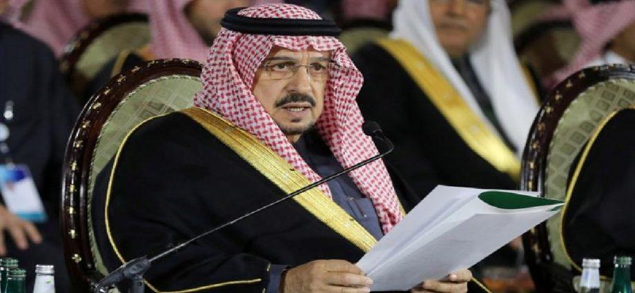 Coronavirus widespread among Saudi royal family